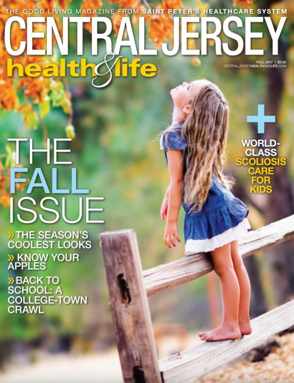 Central Jersey Health & Life Fall 2017
