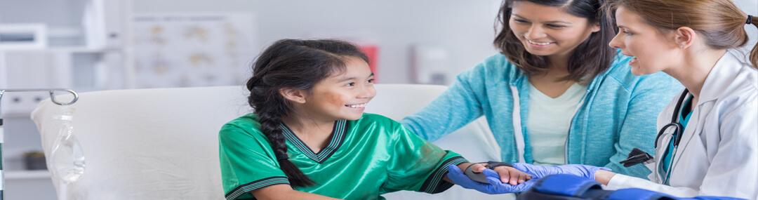 Pediatric Orthopedics   Saint Peter's HealthCare System