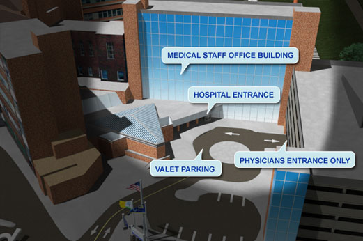 Finding Your Way | Saint Peter's HealthCare System