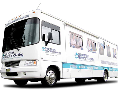 Mobile Health Services   Saint Peter's HealthCare System