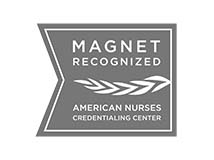 Magnet Recognized American Nurses Credentialing Center Award