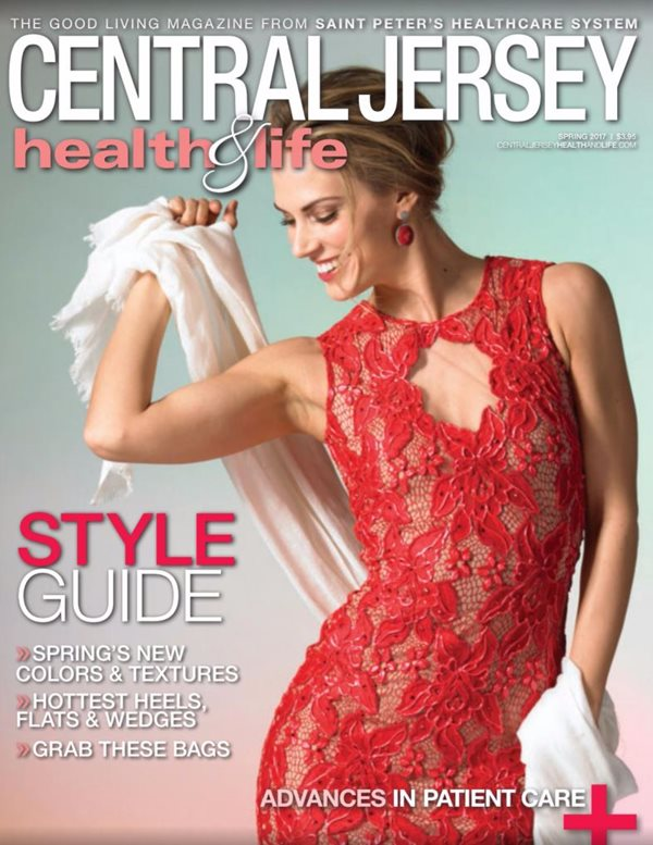 Central Jersey Health & Life spring 2017