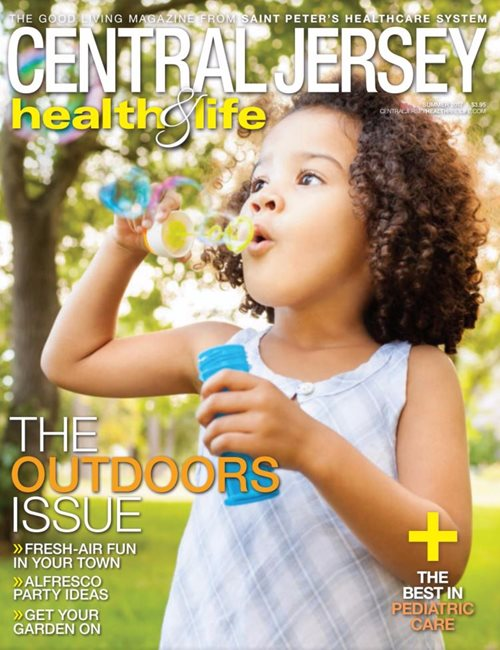 Central Jersey Health & Life Summer 2017