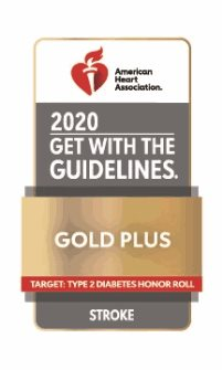 Saint Peter's University Hospital Receives Get With The Guidelines-Stroke Gold Plus Quality Achievement Award
