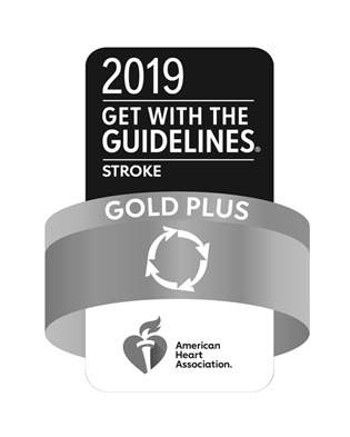 Saint Peter's University Hospital Receives  Get With The Guidelines - Stroke Gold Plus Quality Achievement Award